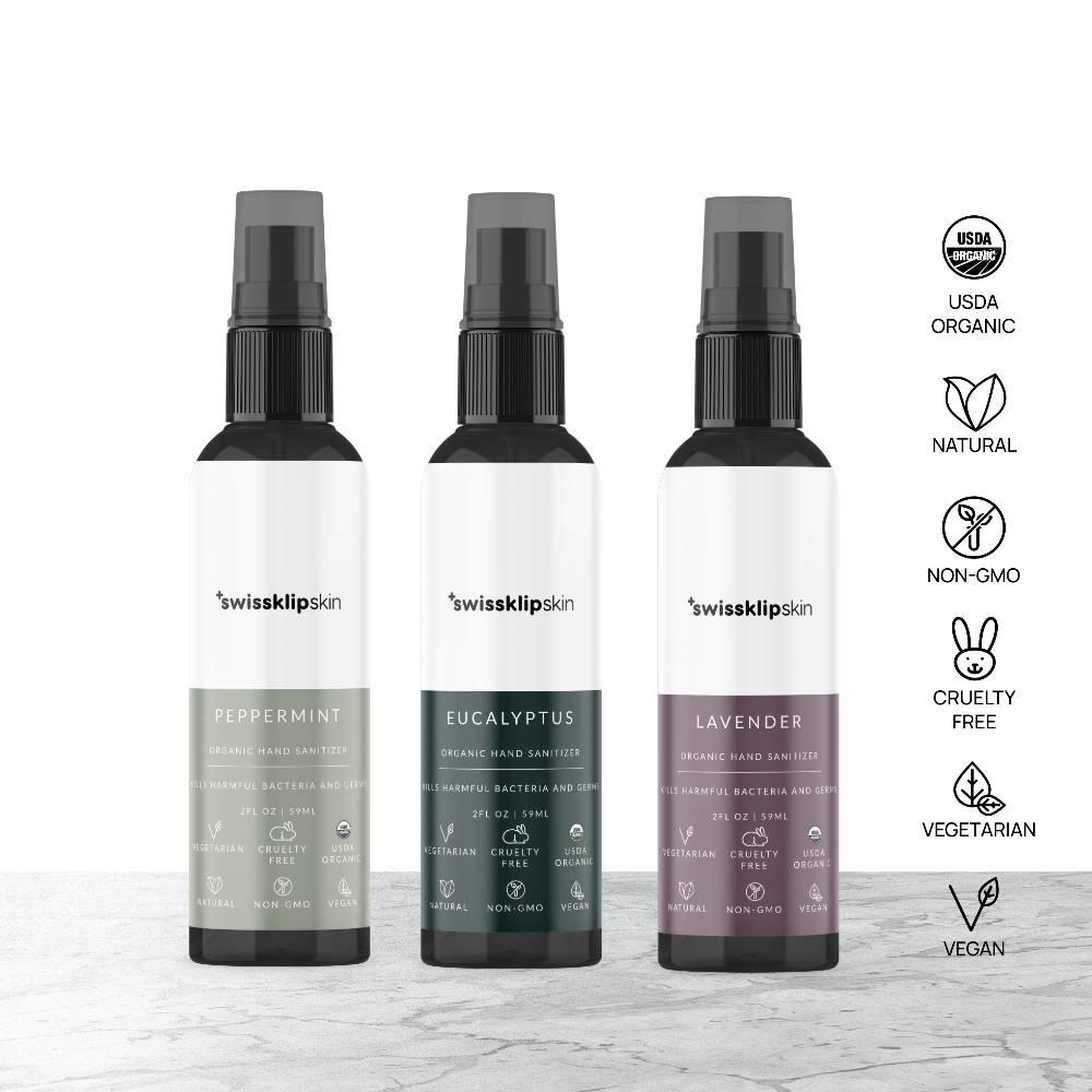 Swissklip Skin Organic Hand Sanitizer